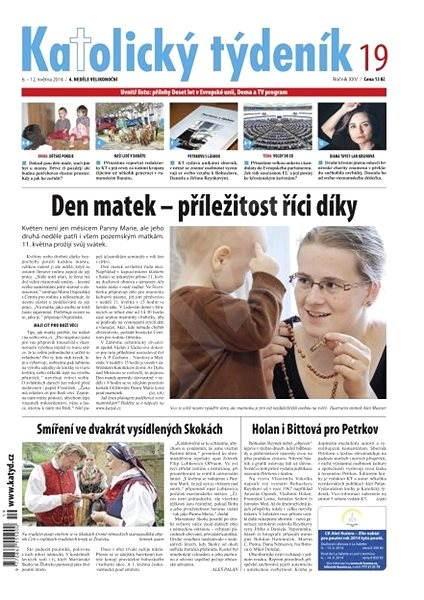 Katolický týdeník - 19/2014 - Elektronické noviny
