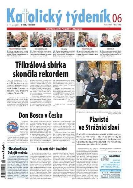 Katolický týdeník - 6/2013 - Elektronické noviny