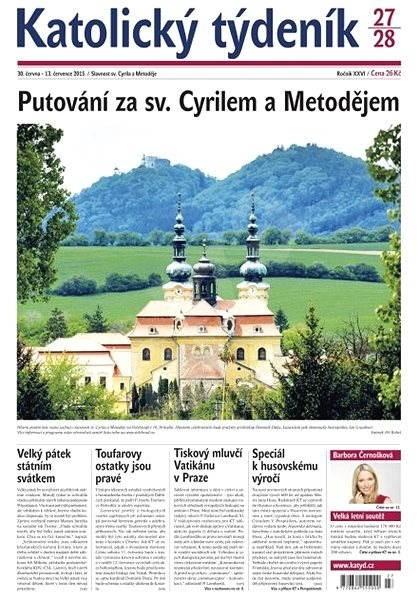 Katolický týdeník - 27&28/2015 - Elektronické noviny