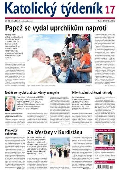 Katolický týdeník - 17/2016 - Elektronické noviny