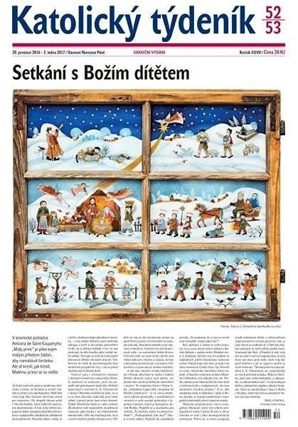 Katolický týdeník - 52-53/2016 - Elektronické noviny