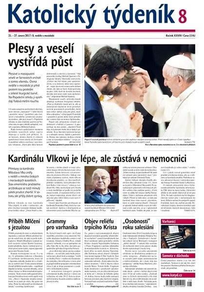 Katolický týdeník - 8/2017 - Elektronické noviny