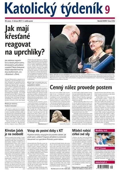 Katolický týdeník - 9/2017 - Elektronické noviny