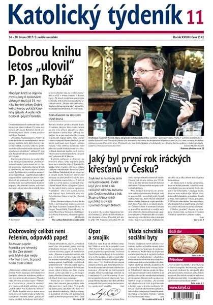 Katolický týdeník - 11/2017 - Elektronické noviny
