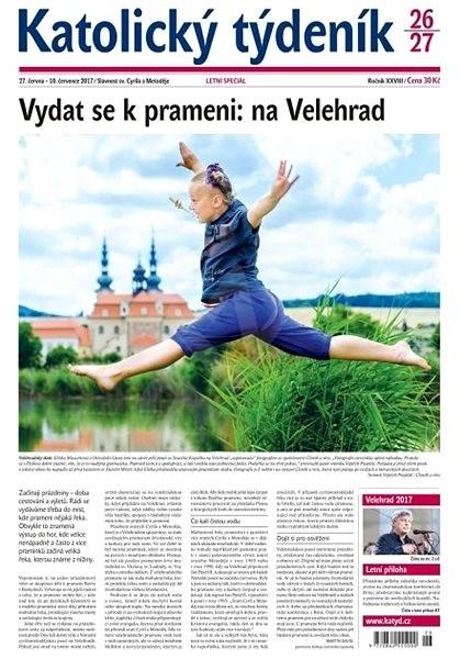 Katolický týdeník - 26-27/2017 - Elektronické noviny