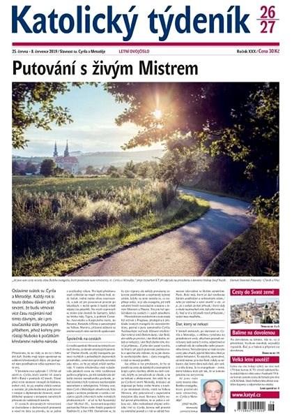 Katolický týdeník - 26-27/2019 - Elektronický časopis