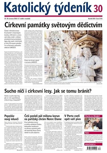 Katolický týdeník - 30/2019 - Elektronický časopis