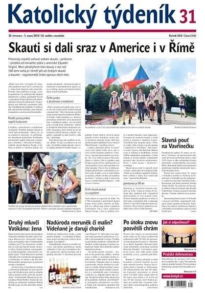 Katolický týdeník - 31/2019 - Elektronický časopis