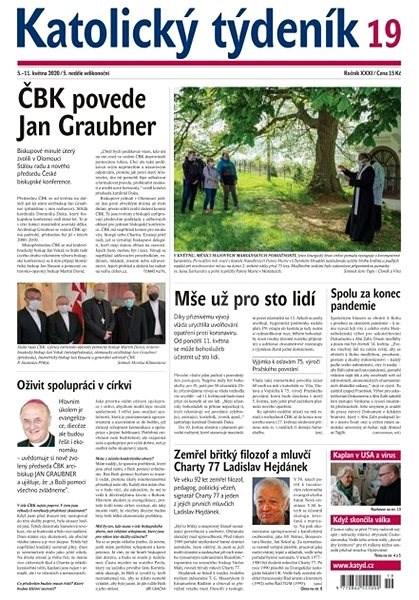 Katolický týdeník - 19/2020 - Elektronický časopis