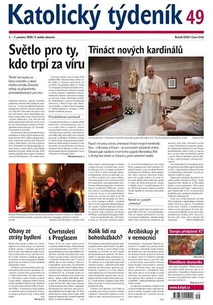 Katolický týdeník - 49/2020 - Elektronické noviny