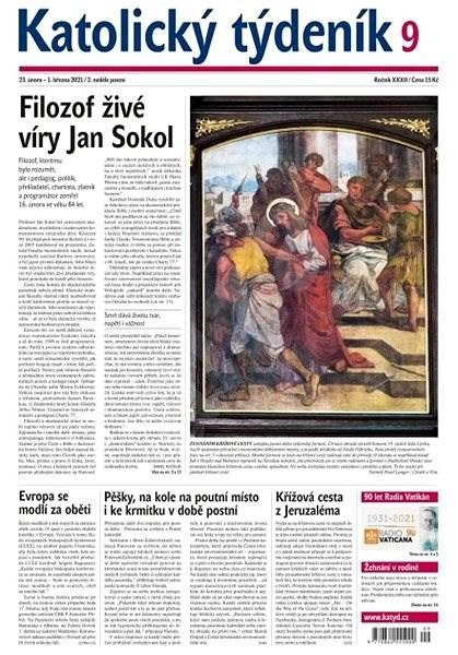 Katolický týdeník - 9/2021 - Elektronické noviny