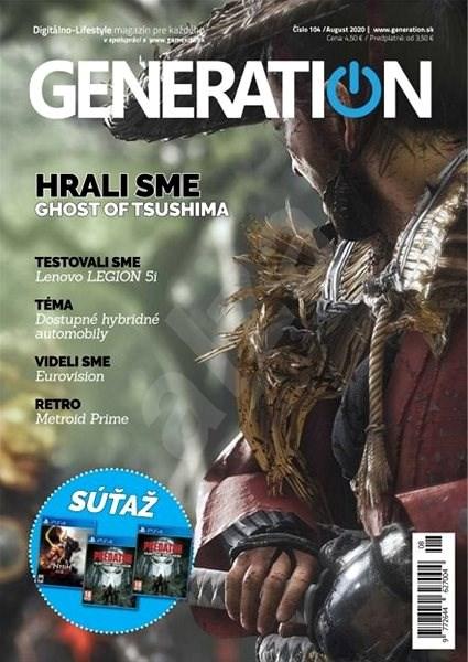 Generation magazín - 104/2020 - Elektronický časopis