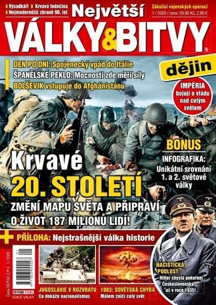 History Extra - Edice Války - 1/20 - Elektronický časopis