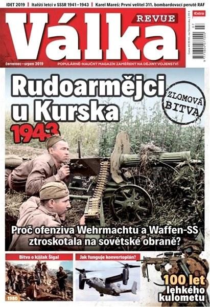 Válka REVUE - 7-8/2019 - Elektronický časopis