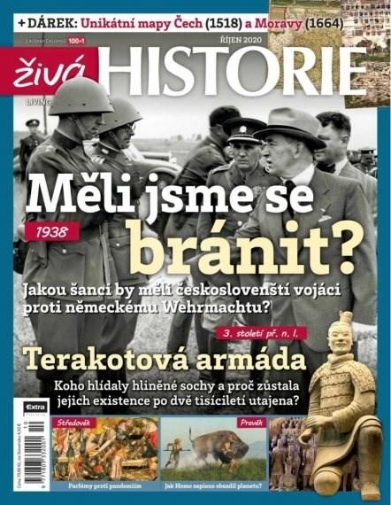 Živá historie - 10/2020 - Elektronický časopis