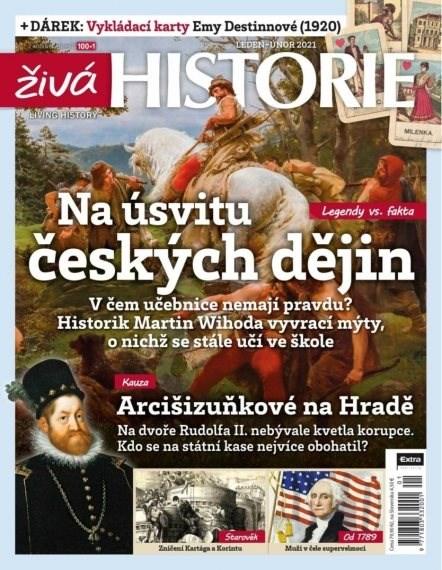 Živá historie - 1-2/2021 - Elektronický časopis