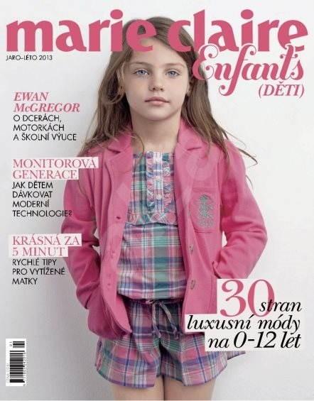 Marie Claire Enfants - 1/2013 - Elektronický časopis