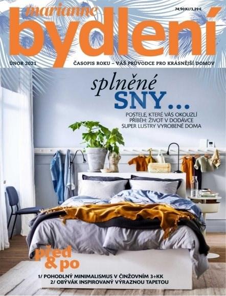 Marianne Bydlení - 02/2021 - Elektronický časopis