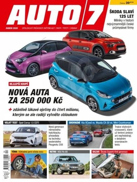 AUTO 7 - 4/2020 - Elektronický časopis