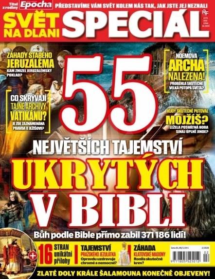 Svět na dlani Speciál - 2/20 - Elektronický časopis