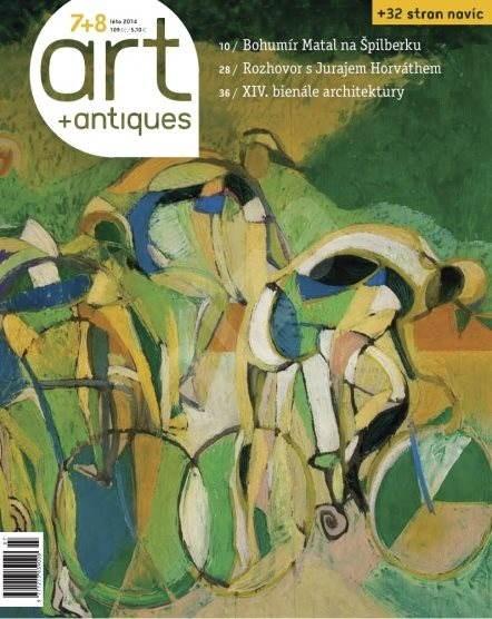 Art+Antiques - 7-8/2014 - Elektronický časopis