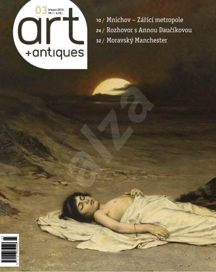 Art+Antiques - 3/2015 - Elektronický časopis