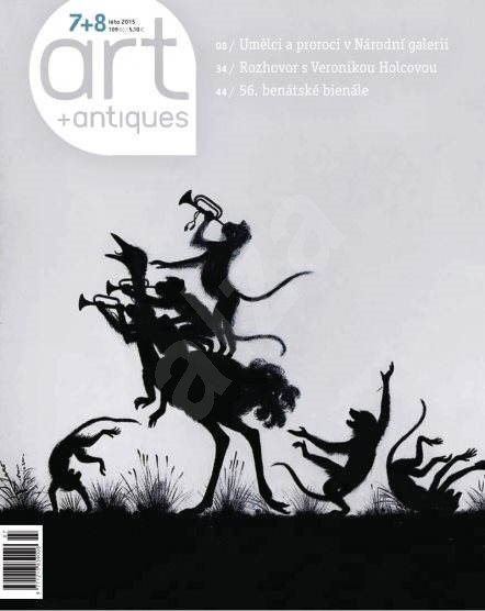 Art+Antiques - 7+8/2015 - Elektronický časopis