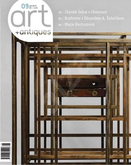 Art+Antiques - 9/2015 - Elektronický časopis