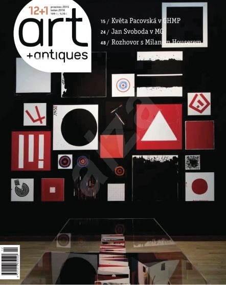 Art+Antiques - 12+1/2015 - Elektronický časopis