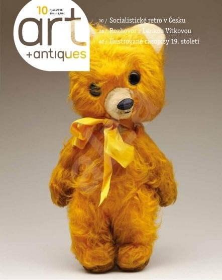 Art+Antiques - 10/2016 - Elektronický časopis