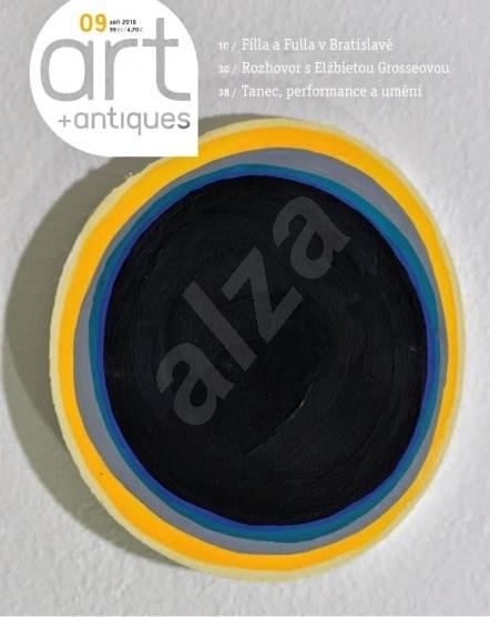 Art+Antiques - 9/2018 - Elektronický časopis