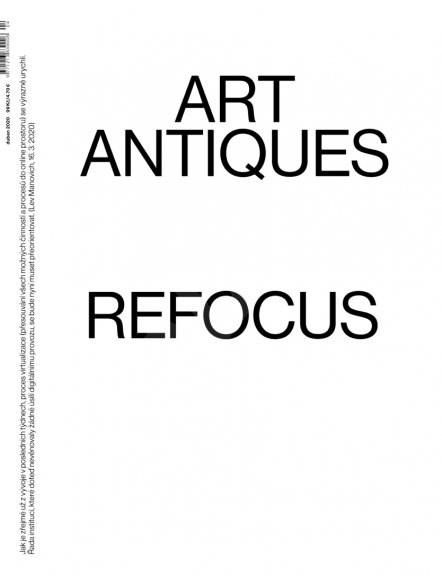 Art+Antiques - 4/2020 - Elektronický časopis