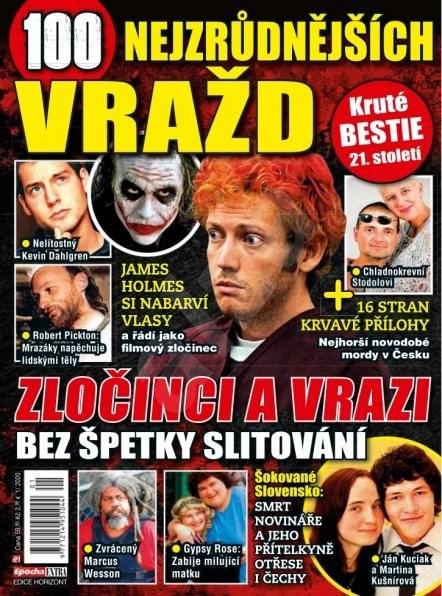 Epocha Extra - Edice Horizont - 1/20 - Elektronický časopis