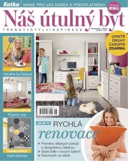 Náš útulný byt - 09/2014 - Digital Magazine