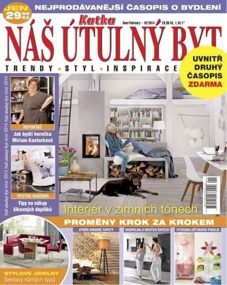 Náš útulný byt - 2/2014 - Digital Magazine