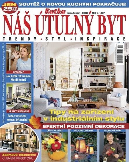 Náš útulný byt - 11/2013 - Digital Magazine