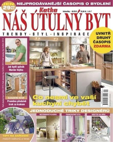 Náš útulný byt - 05/2013 - Digital Magazine