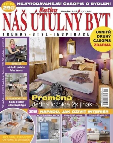 Náš útulný byt - 02/2013 - Digital Magazine