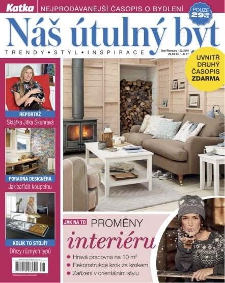Náš útulný byt - 2/2015 - Digital Magazine