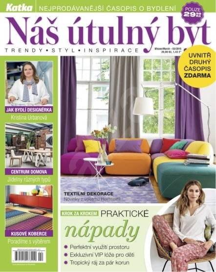 Náš útulný byt - 3/2015 - Digital Magazine