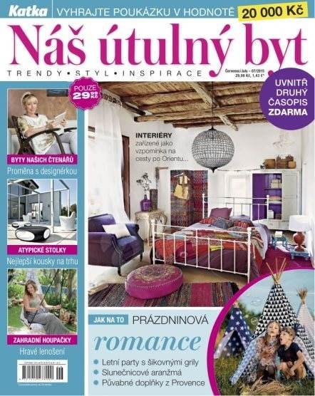 Náš útulný byt - 07/2015 - Digital Magazine