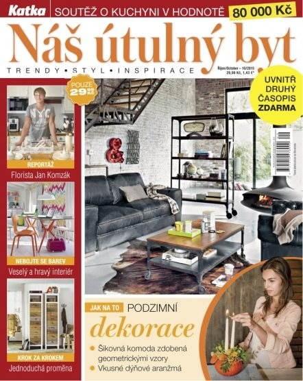 Náš útulný byt - 10/2015 - Digital Magazine