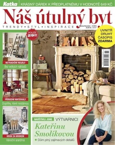 Náš útulný byt - 12/2015 - Digital Magazine
