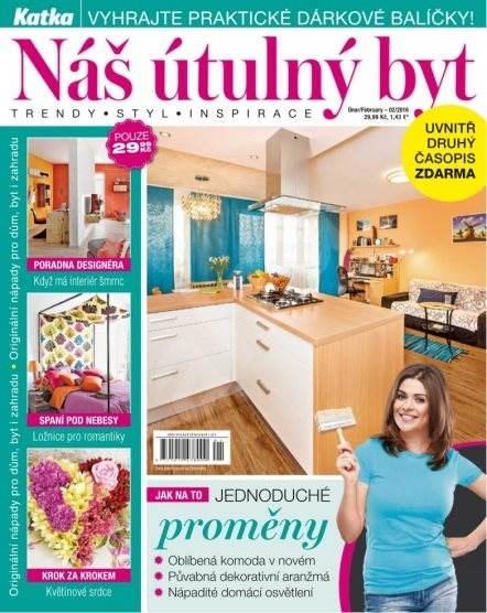 Náš útulný byt - 02/2016 - Digital Magazine