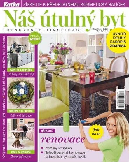 Náš útulný byt - 03/2016 - Elektronický časopis