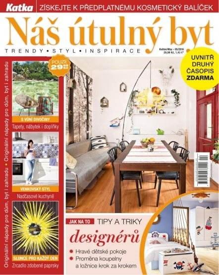 Náš útulný byt - 05/2016 - Elektronický časopis
