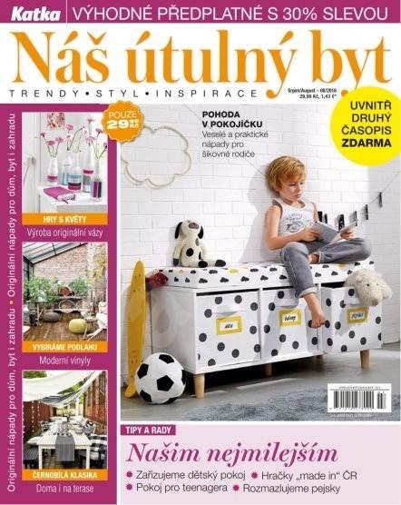 Náš útulný byt - 08/2016 - Elektronický časopis