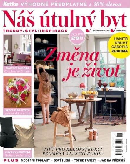 Náš útulný byt - 2/2017 - Elektronický časopis
