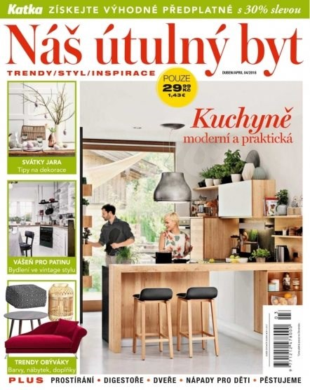 Náš útulný byt - 4/2018 - Elektronický časopis