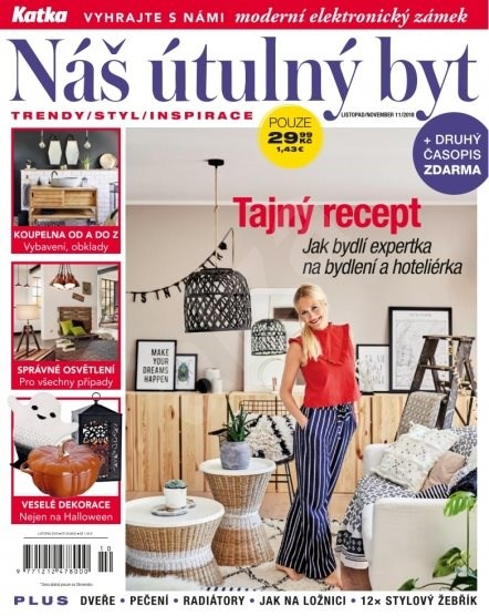 Náš útulný byt - 11/2018 - Elektronický časopis